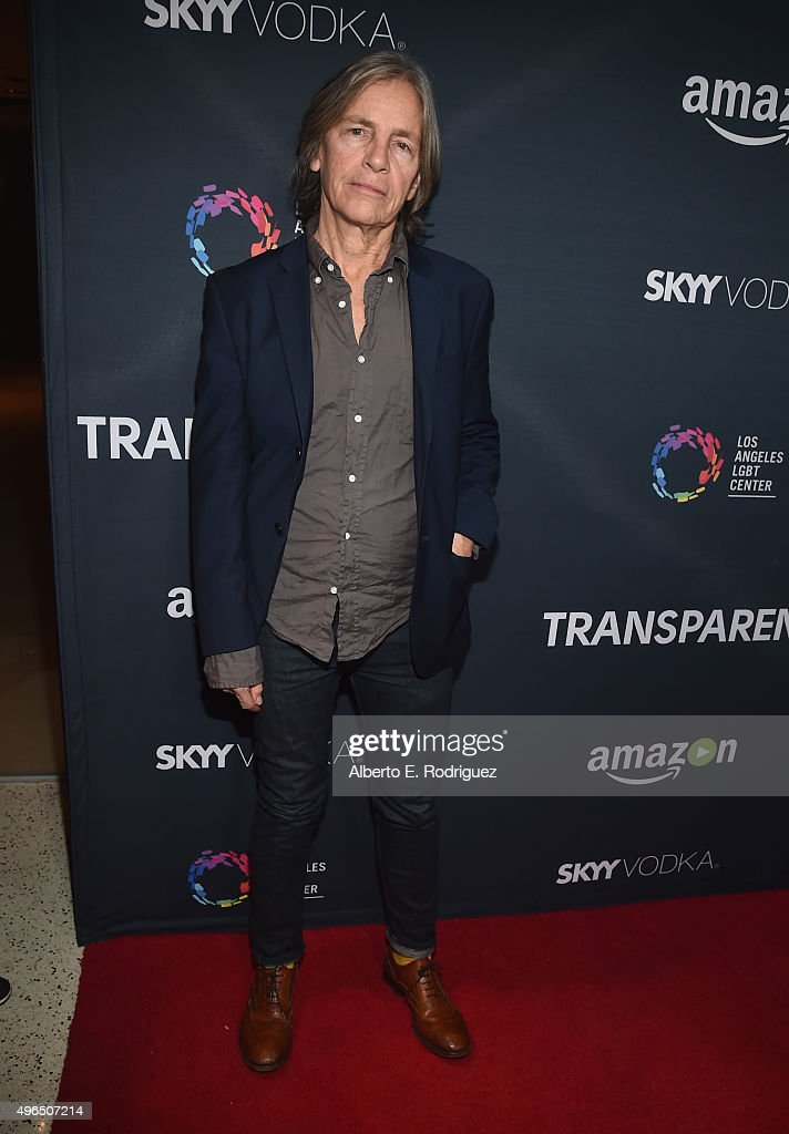 Poet/writer Eileen Myles attends the Premiere Of Amazon's 'Transparent' Season 2 at SilverScreen Theater at the Pacific Design Center on November 9, 2015 in West Hollywood, California.