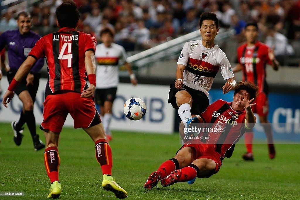 FC Seoul v Pohang Steelers - AFC Champions League Quarter Final