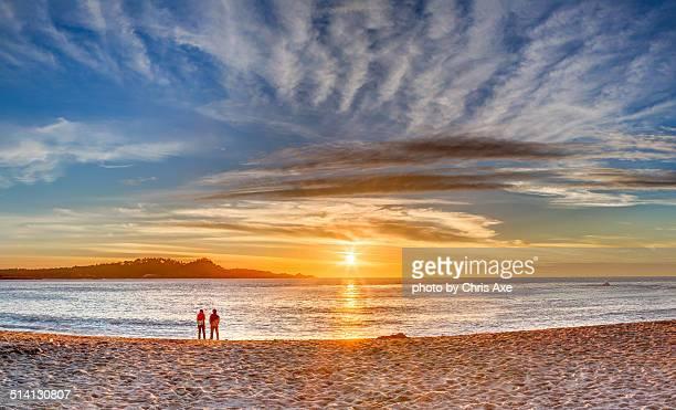 Point Lobos Sunset - Carmel, CA