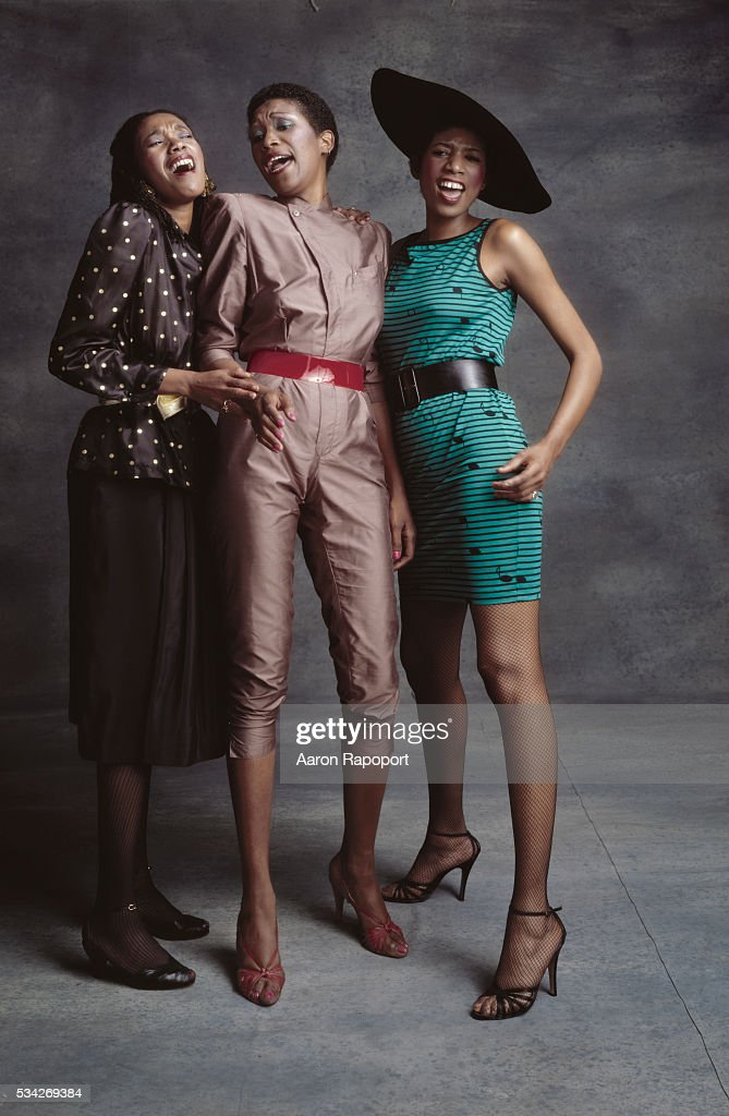 Pointer Sisters shot in 1980 for the Special Things record in Los Angeles California