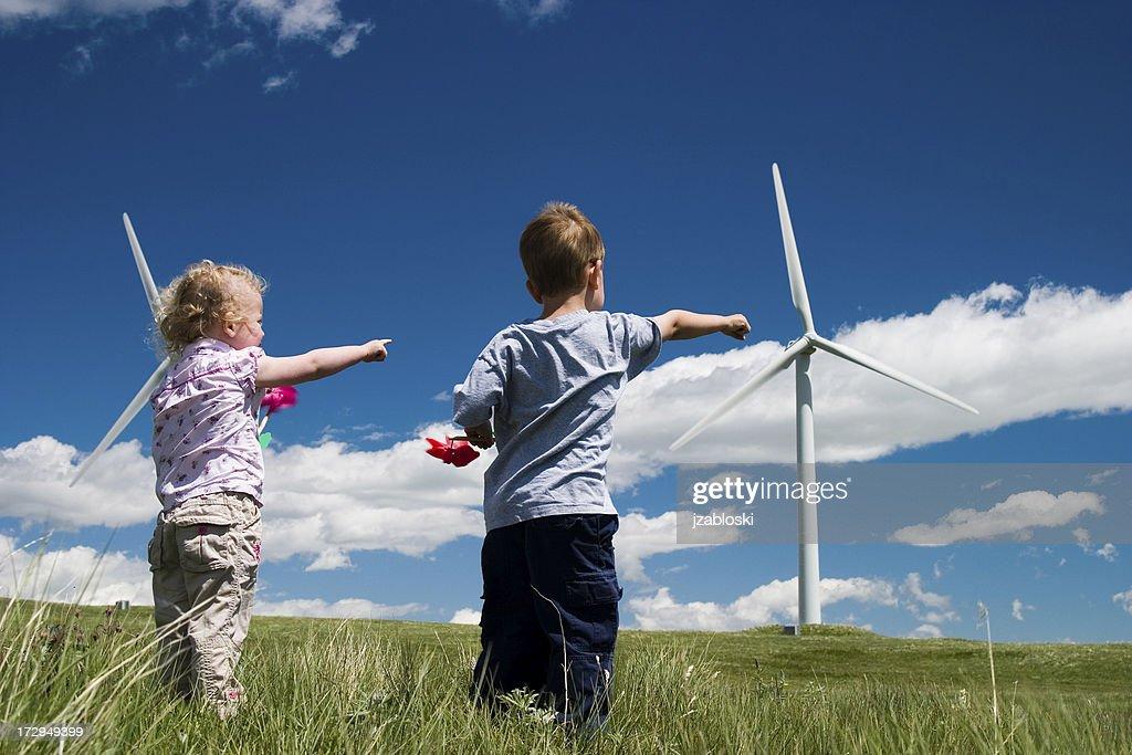 Rivolti al futuro : Foto stock