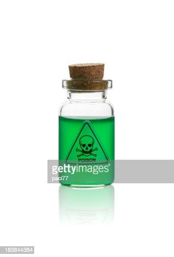 Poison in a bottle