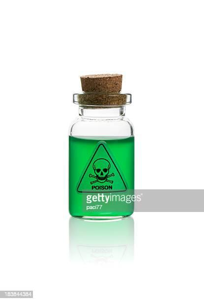 Poison dans une bouteille