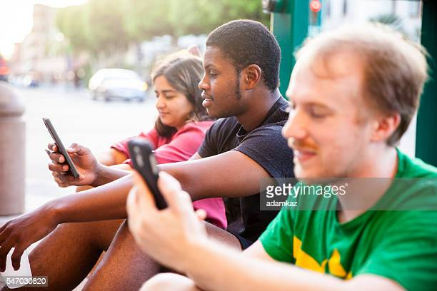 Pokemon Go App Being Played on iPhone