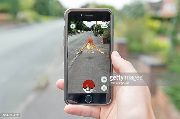 Pokemon Go, iPhone 6