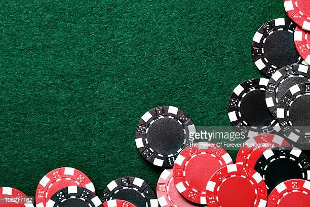 Poker Chip Background