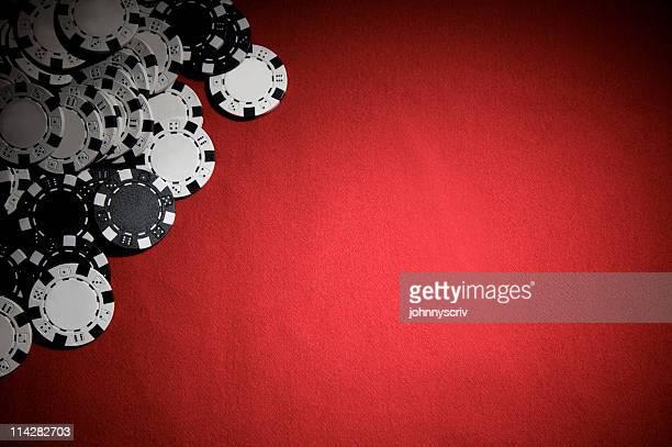 ポーカーチップます。