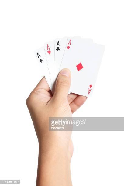 Poker von Aces