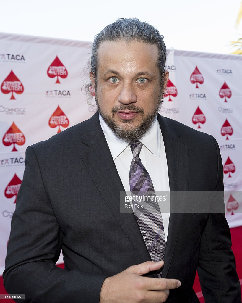 Poker player Joseph Reitman arrives at the 7th Annual Ante Up For Autism Event At The St. Regis Monarch Beach Resort on October 12, 2013 in Dana Point, California.
