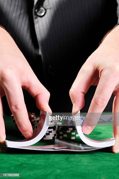 Poker Series: Shuffle