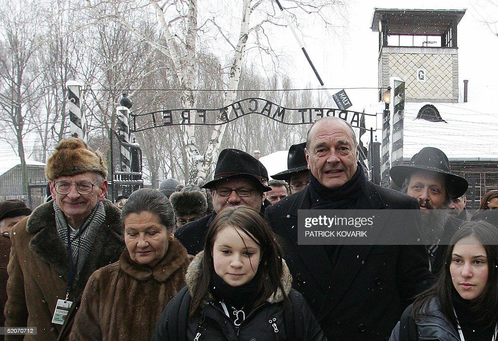 60th Anniversary To Commemorate The Liberation Of Auschwitz-Birkenau