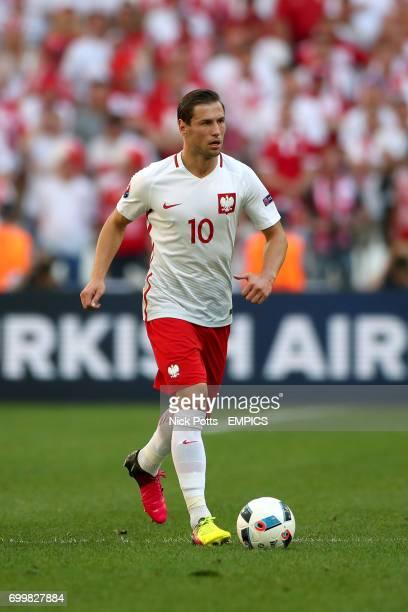 Poland's Grzegorz Krychowiak