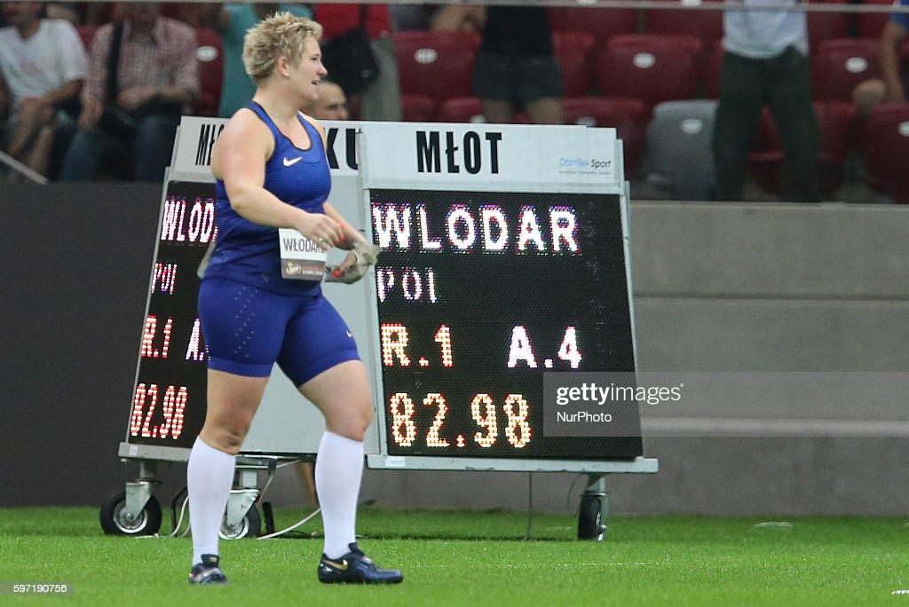 Resultado de imagen de anita wlodarczyk world record