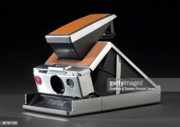 Polaroid SX70 model I land camera c 1973