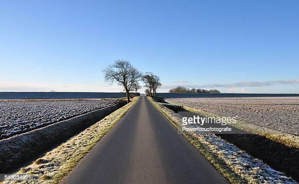 Polder road