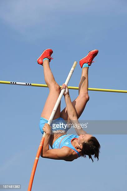 Pole Vault competition