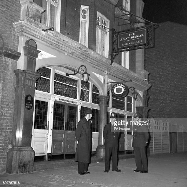 Blind Beggar Stock Photos And Pictures