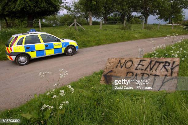 Police at the scene of this weekends rave just outside Leominster in Herefordshire At least 20 organisers of the huge illegal bank holiday rave have...