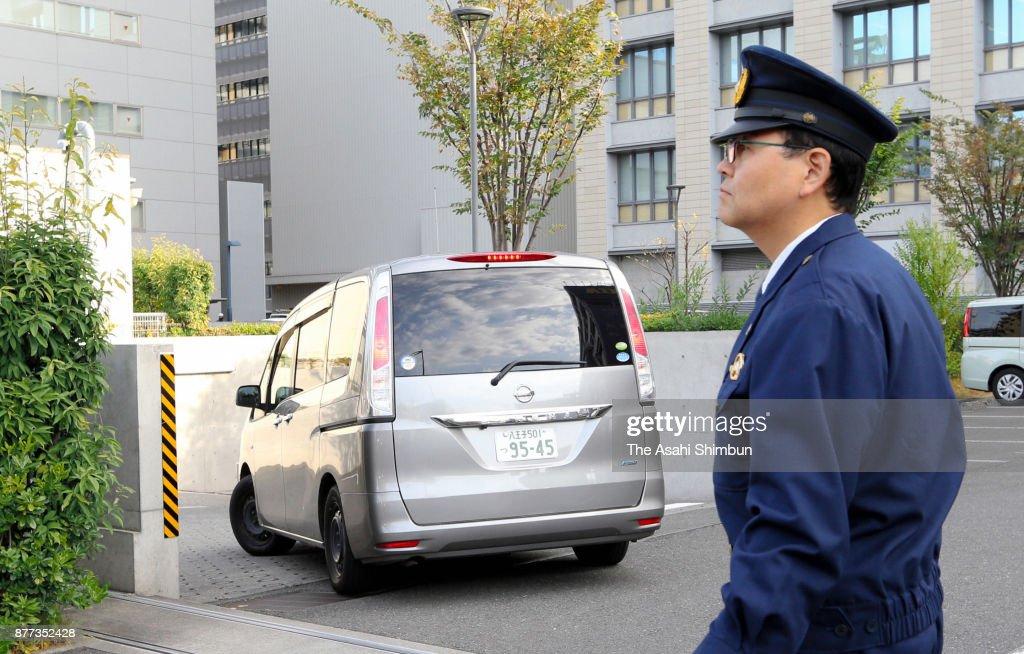 Nine People Murder Suspect Shiraishi Sent To Prosecutors