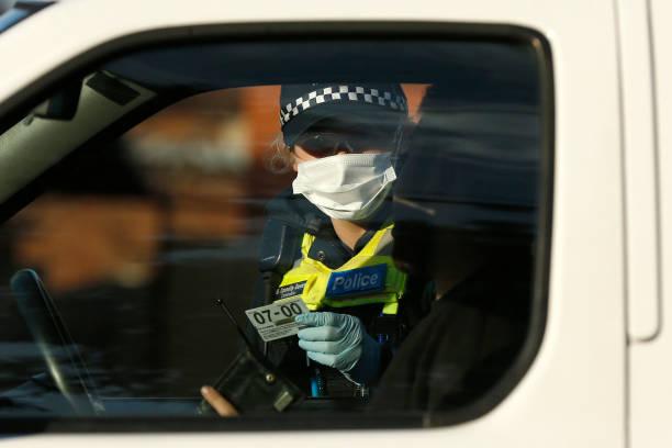 AUS: Melbourne COVID-19 Hotspot Suburbs In Lockdown Following Rise In Community Coronavirus Transmissions