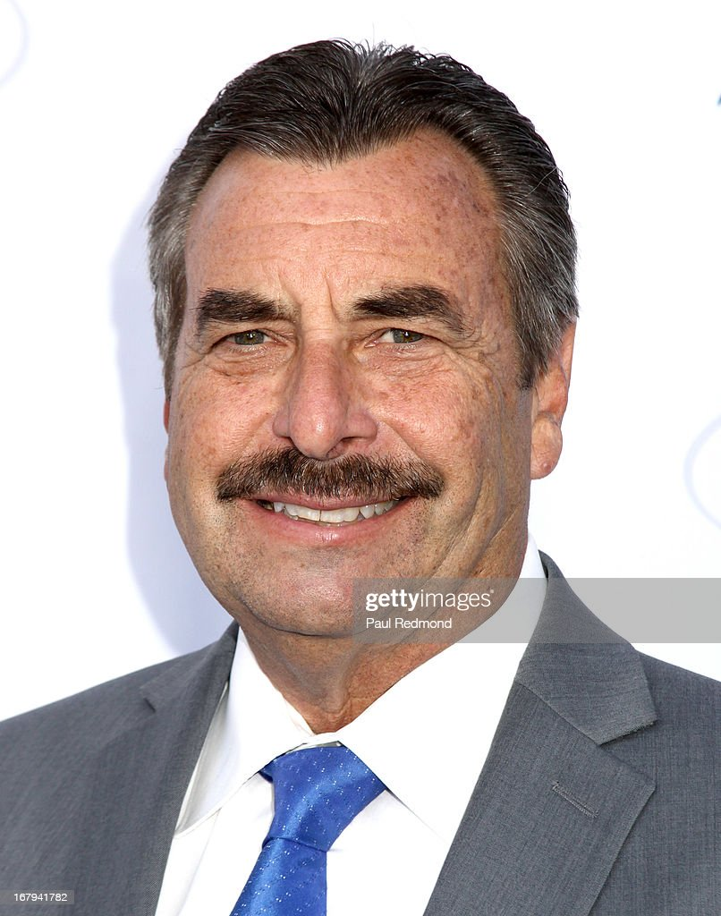 Police chief Charlie Beck attends The Los Angeles Police Foundation's 15th Anniversary True Blue Gala at Paramount Studios on May 2, 2013 in Hollywood, California.