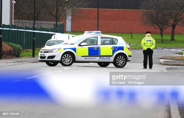 Police close Roman Way in Coleshill after a lorry driver was arrested on suspicion of murder today following the death of another man who suffered...