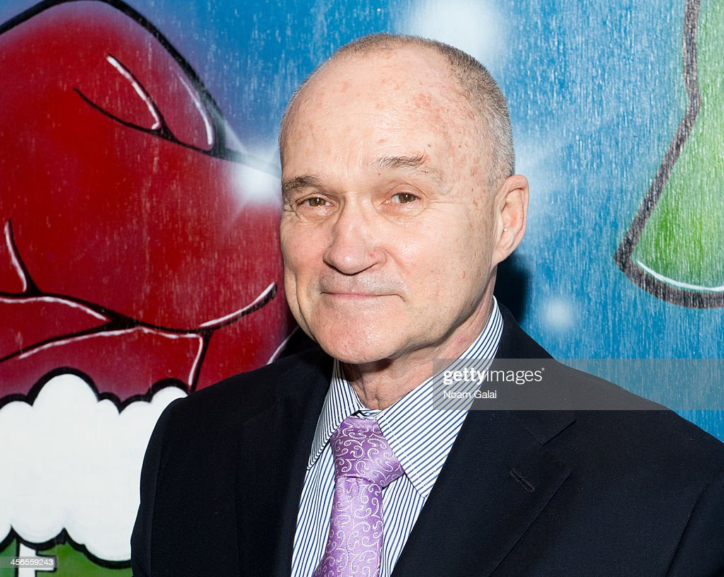 Police Commissioner Ray Kelly attends the 2013 CitySightseeing New York holiday toy drive at PAL's Harlem Center on December 14, 2013 in New York City.