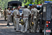 Police deployed as 50yearold man Mohammad Akhlaq was killed and his son critically injured by a mob over an allegation of storing and consuming beef...