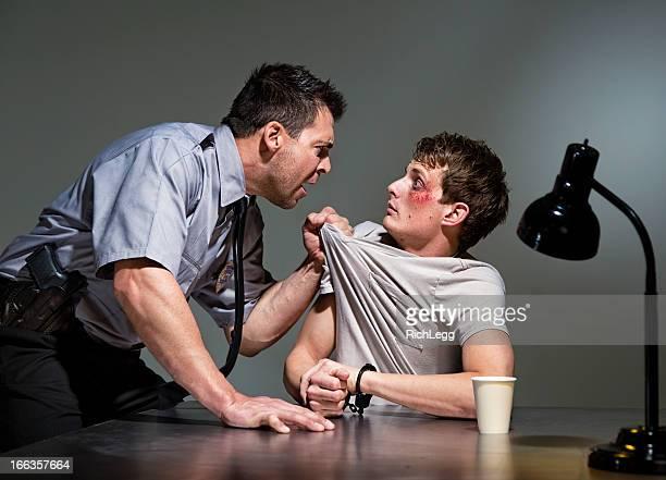 Interrogatoire de la Police