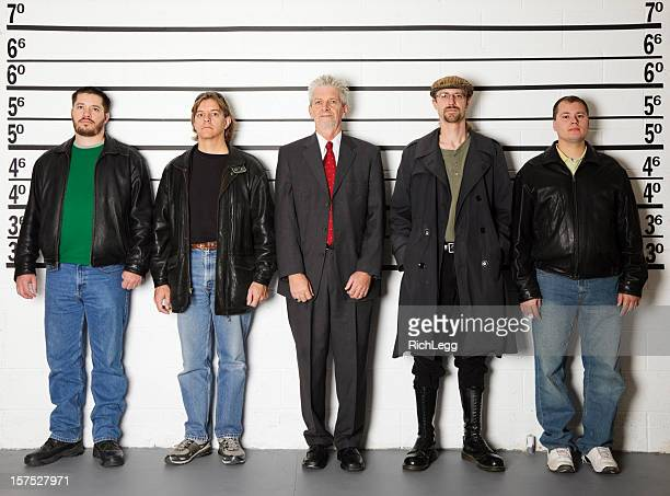 Police Line-Up