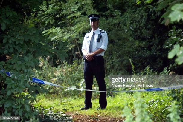 Police looking for two missing 10yearold girls search Warren Hill on the Gallops Newmarket after discovering two mounds of fresh earth The families...