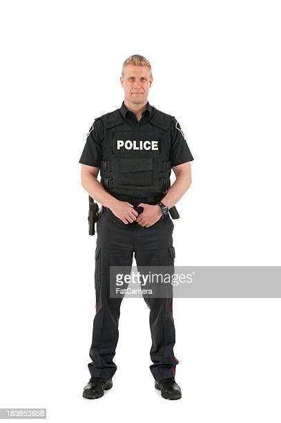Hombre de policía