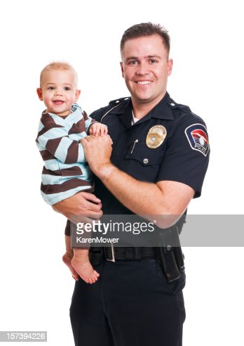 Police Officer Father