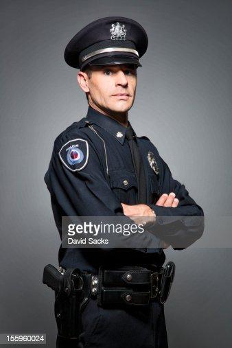 officer portrait creat...