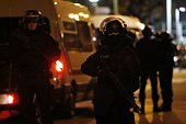 Police operation in SaintDenis near Paris on November 18 five days after Paris terror attacks Shooting broke out in northern Paris early November 18...