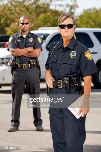 警察のパートナー