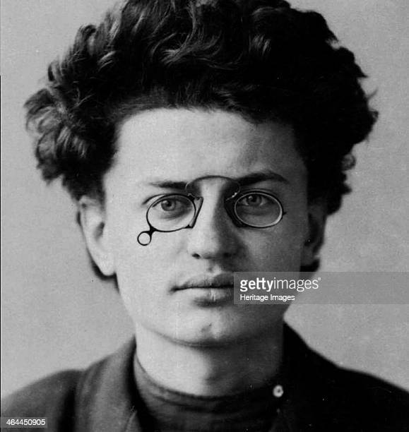 Police photograph of Leon Trotsky Russian revolutionary 1898 Trotsky became involved in revolutionary activities in 1896 and the following year...