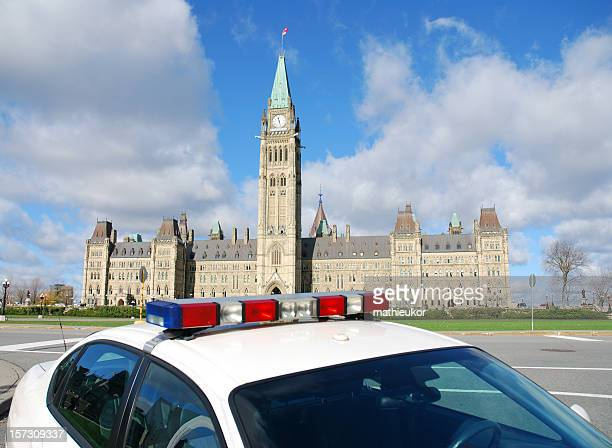 Police protection - Canadian Parliament