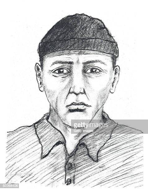 UNDATED A police sketch shows a man wanted in connection with the deaths of the husband and mother of US District Judge Joan Humphrey Lefkow at the...