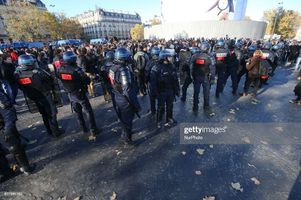 French students to protest against new reform university