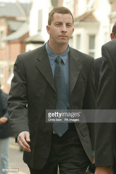 A policeman appeared in court today charged with an alleged indecent assault on a womanPaul McKenna who is a serving officer with Dorset Police...