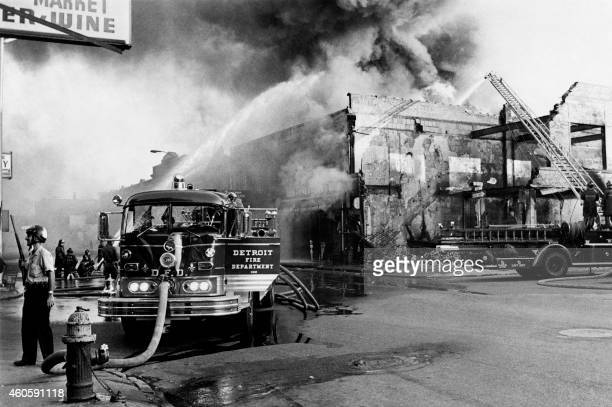 1967 Detroit Riot Stock Photos And Pictures  Getty Images