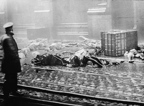 This Day In History: The Triangle Shirtwaist Factory Fire ... Triangle Shirtwaist Fire 1912
