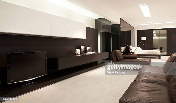 Poliform Brompton Road London Sw3 United Kingdom Architect Bestetti Associates Poliform Showroom Bestetti Associates London View Of Living Room...