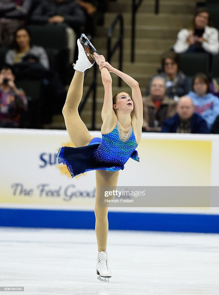 Russian Nationals Ladies Fs Polina 23