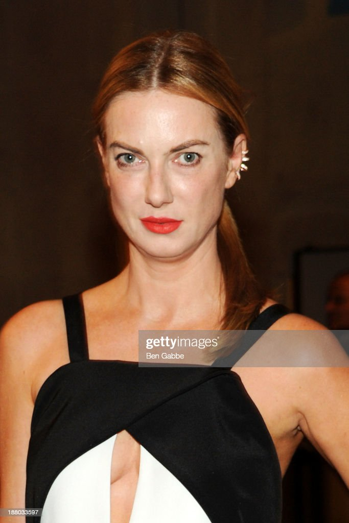 Polina Proshkina attends the 10th annual Apollo Circle benefit at Metropolitan Museum of Art on November 14, 2013 in New York City.