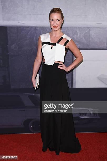Polina Proshkina attends the 2014 Whitney Studio Party presented by Louis Vuitton at Breuer Building on November 19 2014 in New York City