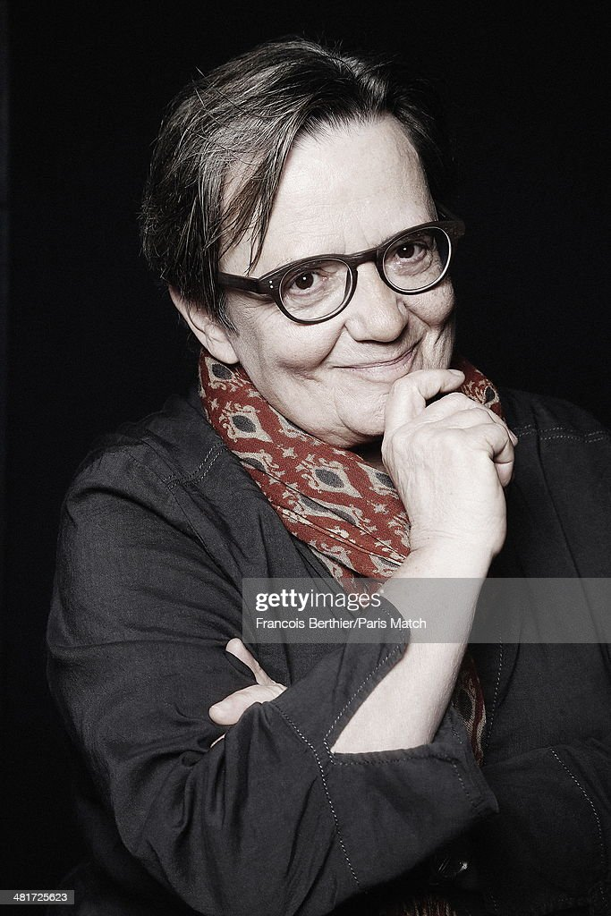 Polish filmmaker <a gi-track='captionPersonalityLinkClicked' href=/galleries/search?phrase=Agnieszka+Holland&family=editorial&specificpeople=615402 ng-click='$event.stopPropagation()'>Agnieszka Holland</a> is photographed for Paris Match on April 27, 2013 in Paris, France.