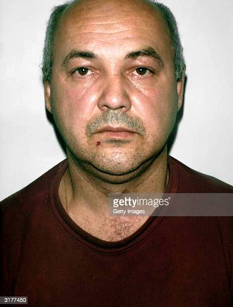 Polish paedophile Andrezej Kunowski is pictured in this undated arrest photo provided by the Metropolitan police Kinowski was given a life sentence...