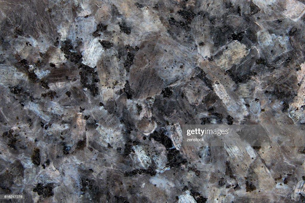 Polished granite texture : Stock Photo